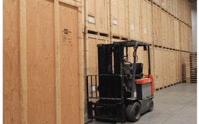 Moving into Storage: What you need to know