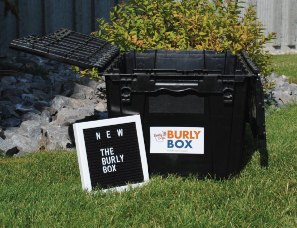 Eco-Friendly Burly Box